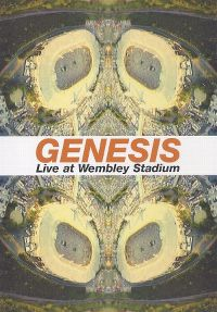 Cover Genesis - Live At Wembley Stadium [DVD]